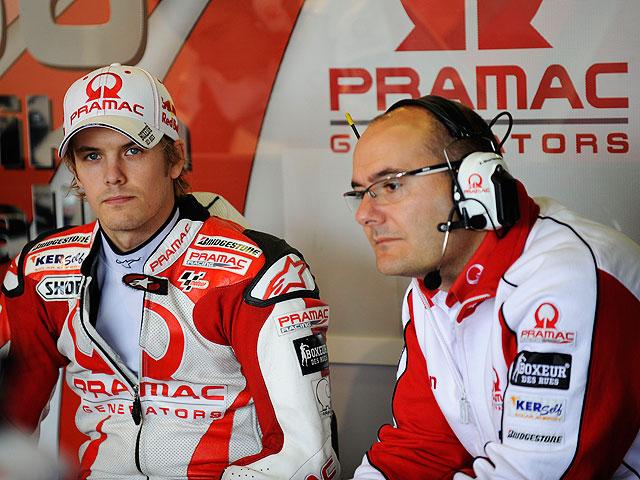 Mika Kallio renueva su contrato con el Ducati Pramac Racing