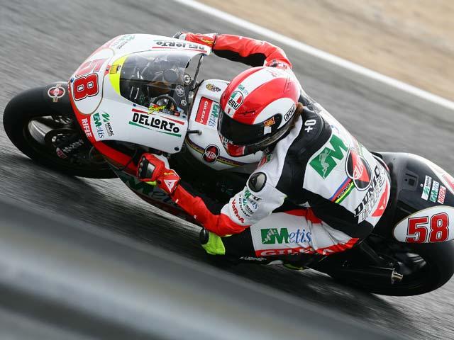 Imagen de Galeria de Alvaro Bautista pierde opciones al título tras una caída en el GP de Portugal