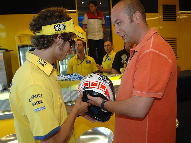 También hay para Rossi