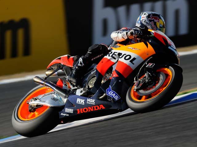 Victoria de Lorenzo a más de 23 segundos de Rossi en el GP de Portugal