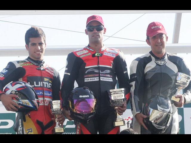 Imagen de Galeria de Rita gana en la carrera más disputada de 450GP