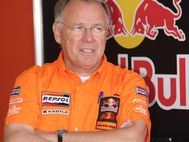 KTM anuncia su retirada del Mundial