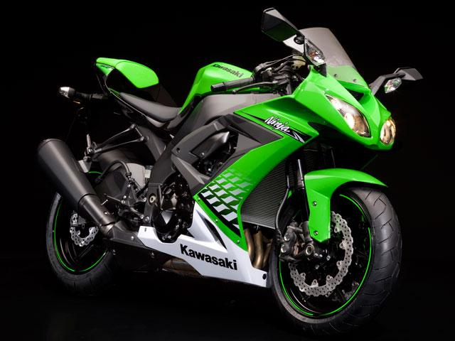 Novedades Kawasaki 2010