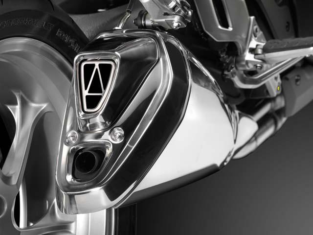 Honda VFR 1200 F 2010, presentación mundial