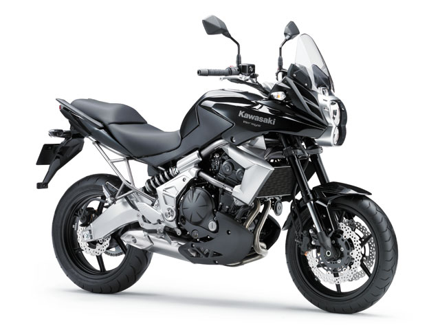 Kawasaki Versys 2010