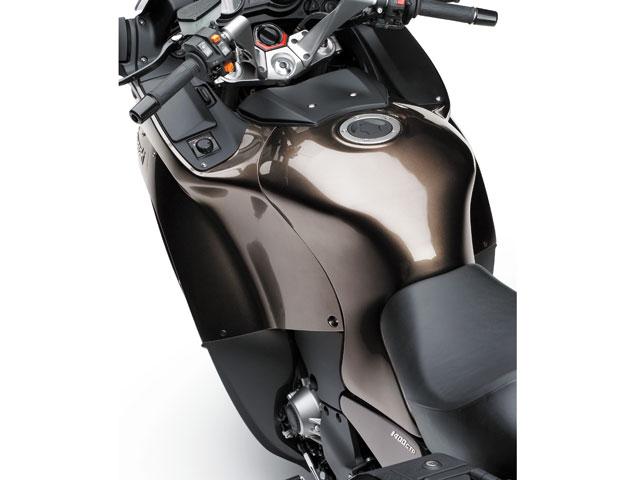Kawasaki 1400 GTR 2010