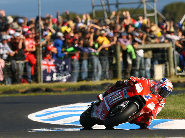 GP de Australia, el circuito de Phillip Island
