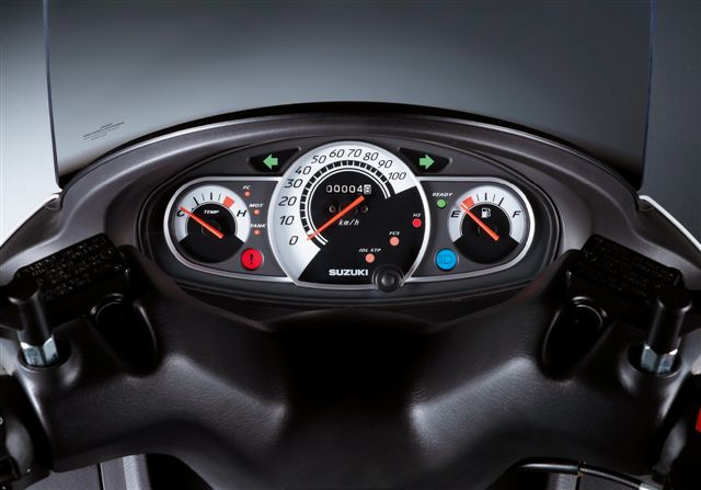 Imagen de Galeria de Nuevo Suzuki Burgman Fuel-Cell