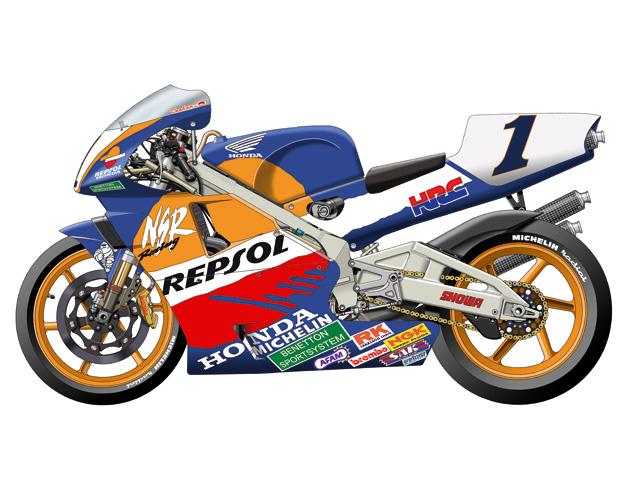 Imagen de Galeria de Las Motos de Gran Premio: La historia técnica oficial