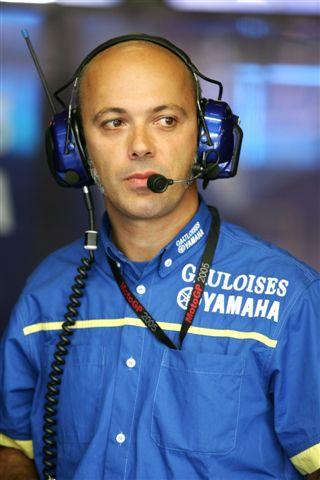 Lorenzo perderá a su jefe de equipo en Yamaha en 2010