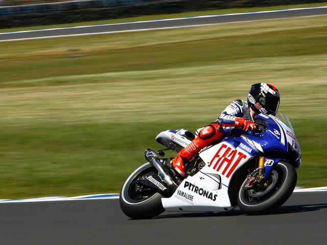 Imagen de Galeria de Valentino Rossi se lleva el mejor tiempo de los libres del GP de Australia