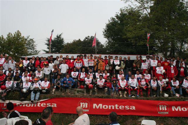 Éxito de participación en la novena edición de la Montesada