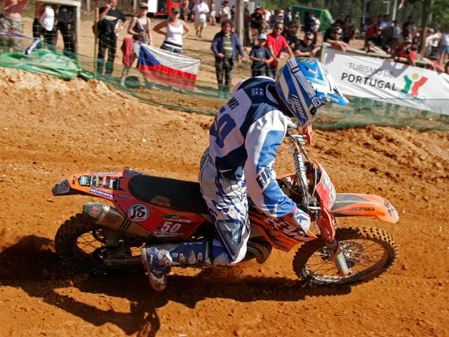 España Campeona del Mundo Junior en los Seis Días de Enduro ISDE 2009