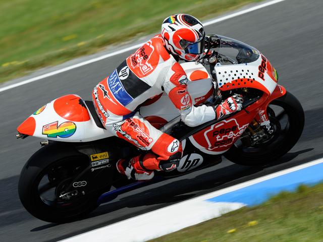 Simoncelli vence el GP de Australia tras una accidentada carrera