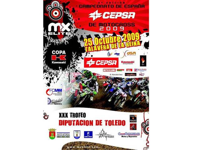 Talavera pone fin al Nacional de Motocross