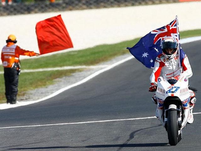 Imagen de Galeria de El GP de Australia en fotos
