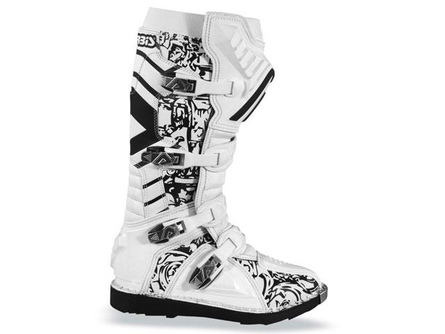 Nuevas botas Acerbis Graffiti