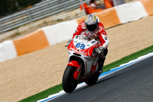 Aleix Espargaró se subirá a la Pramac Ducati en Sepang