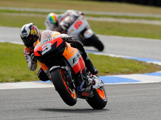 Lorenzo, mejor tiempo en los primeros libres del GP de Malasia