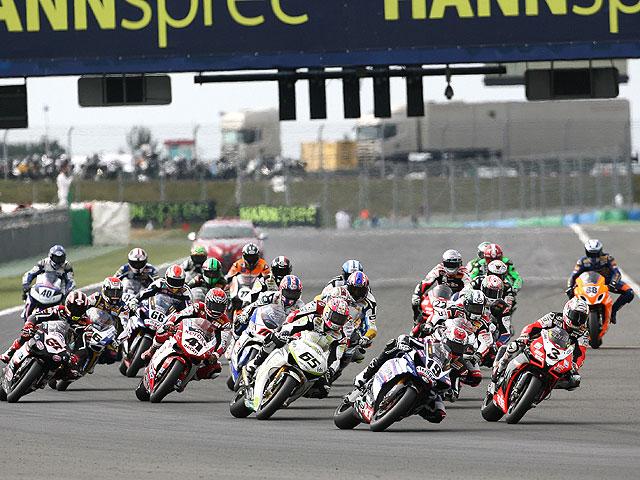 Imagen de Galeria de Horarios de las carreras y retransmisiones del Mundial de SBK en Portimao