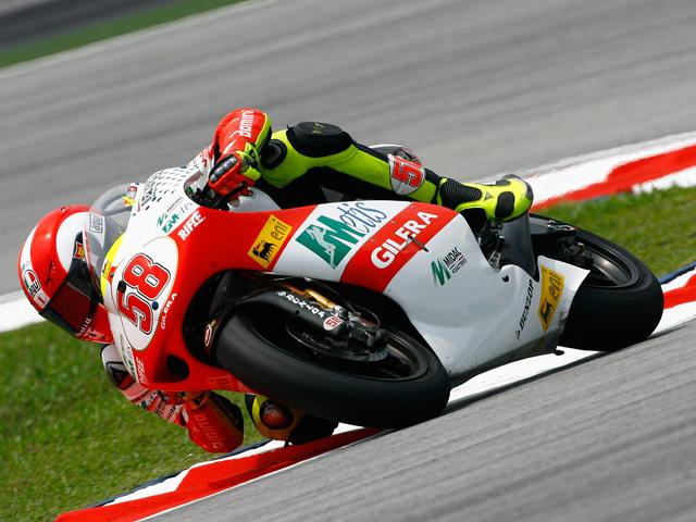 Imagen de Galeria de Aoyama, victoria en el GP de Malasia y título casi en el bolsillo