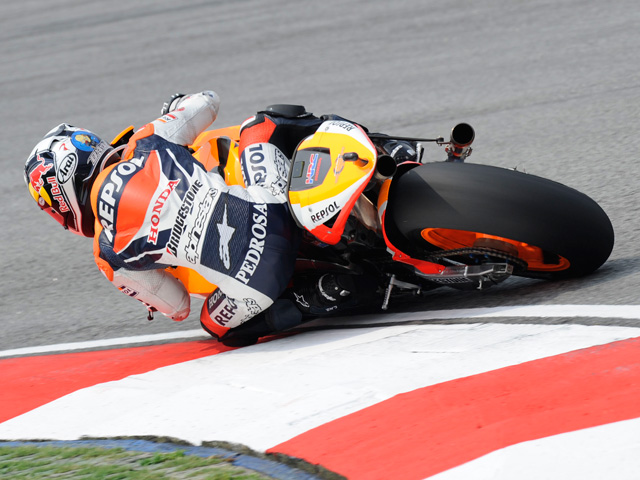 Valentino Rossi, Campeón del Mundo de MotoGP 2009 tras el GP de Malasia