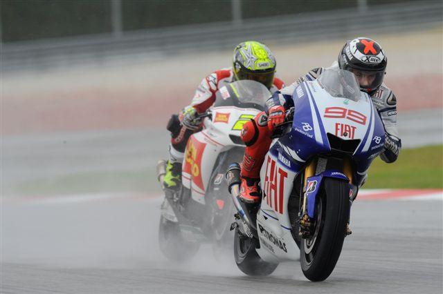 """Valentino Rossi: """"Es increíble ser campeón del mundo de nuevo"""""""
