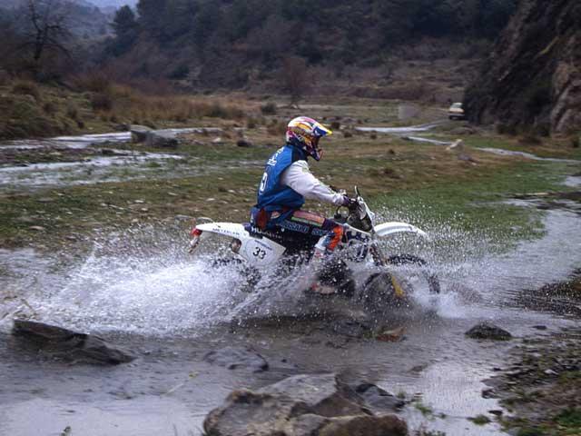 Santi Piella, ex piloto de enduro y motocross, ha fallecido