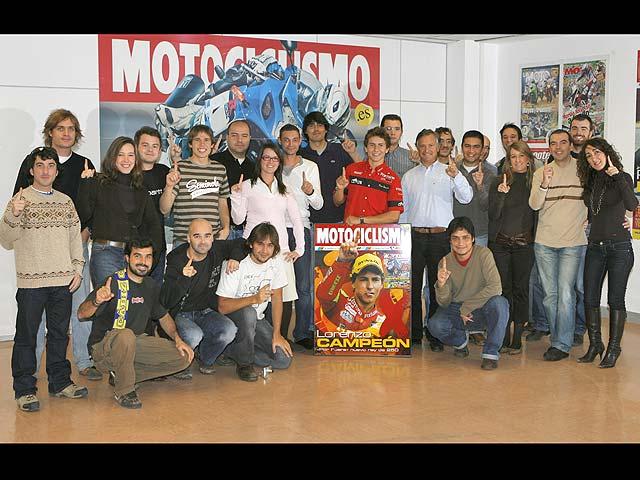 Imagen de Galeria de Lorenzo en MOTOCICLSIMO