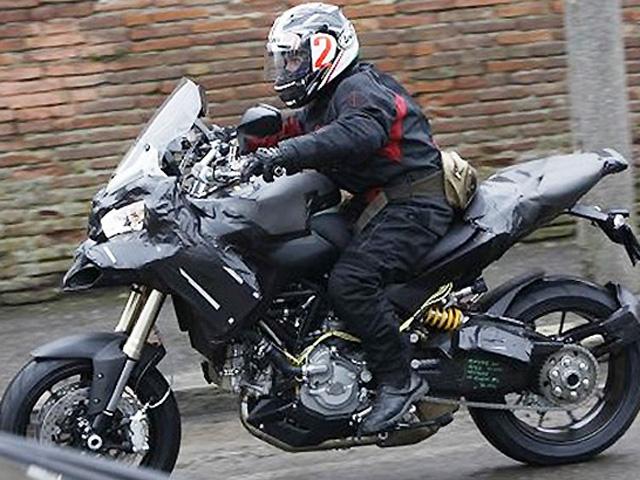 Imagen de Galeria de Ducati Multistrada 1200: Primera imagen oficial
