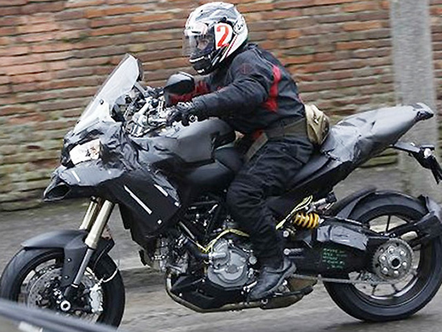 Ducati Multistrada 1200: Primera imagen oficial