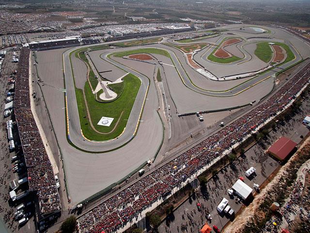 Actividades y horarios del GP de Valencia