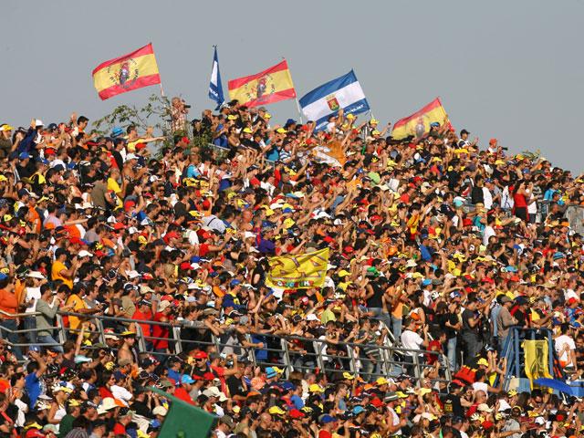 El GP de Valencia, asegurado hasta 2016