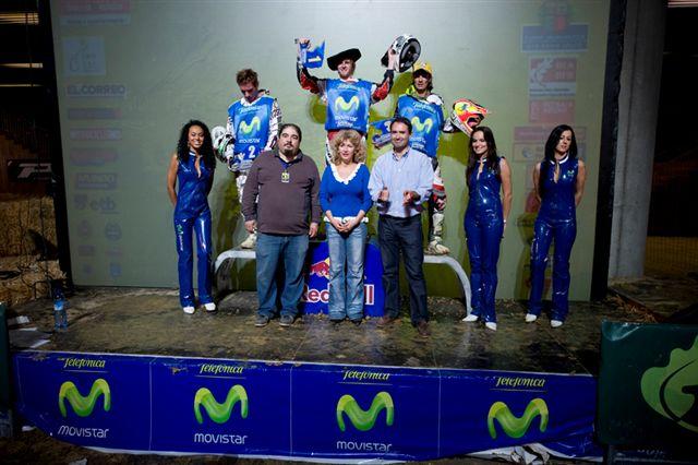 Imagen de Galeria de Torres y Coulon pusieron patas arriba el Bizkaia Arena en el SX de Bilbao