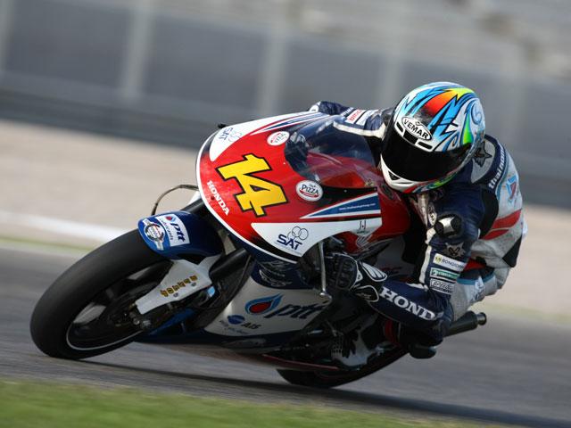 Alex Debón consigue la última pole de 250 cc