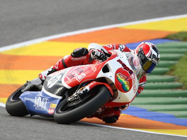 """Imagen de Galeria de Héctor Barberá: """"Es bonito ser el último ganador de la historia de 250cc"""""""