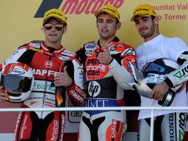 """Héctor Barberá: """"Es bonito ser el último ganador de la historia de 250cc"""""""