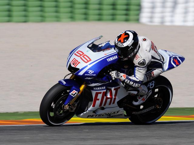 Imagen de Galeria de Stoner, Lorenzo y Rossi, los más rápidos en el test de Valencia