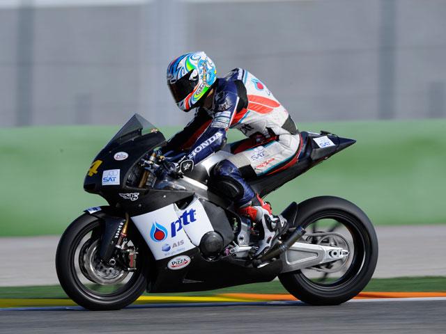 Kenny Noyes, el más rápido de los pilotos de Moto2