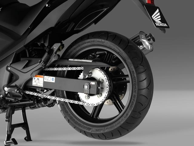 Imagen de Galeria de Honda CBF 1000 2010