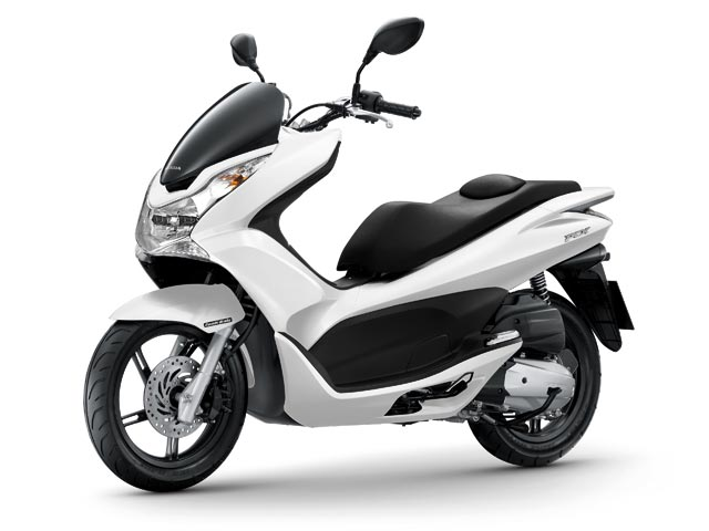 "Imagen de Galeria de Honda PCX, scooter 125 con ""stop and go"""
