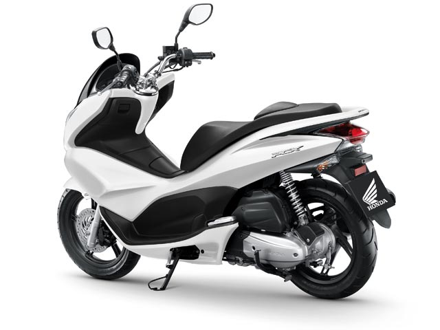 """Honda PCX, scooter 125 con """"stop and go"""""""