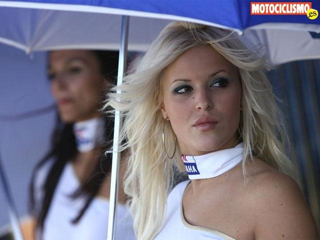 Las chicas del GP de Valencia