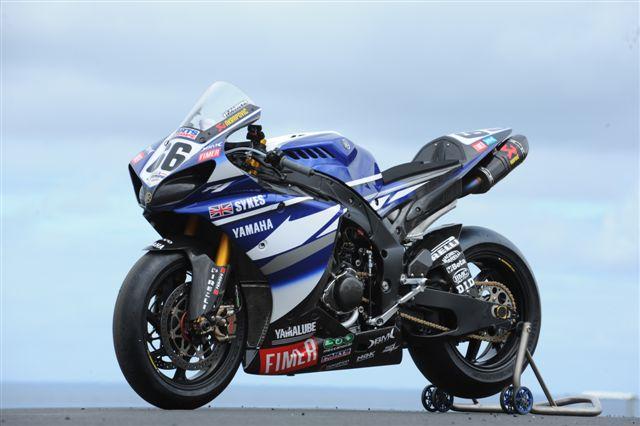 La Yamaha R1 SBK de Ben Spies