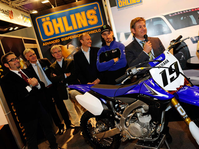 Acuerdo entre Yamaha y Öhlins en el Mundial de Motocross