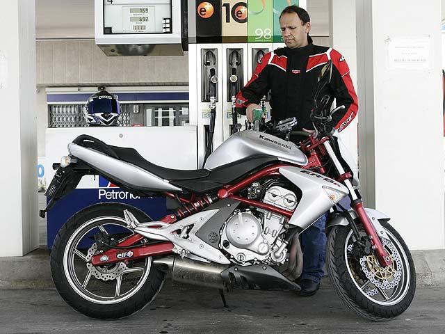 Huelga de gasolineras