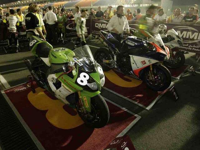 Victoria del Yamaha Austria Racing Team en las 8 Horas de Doha