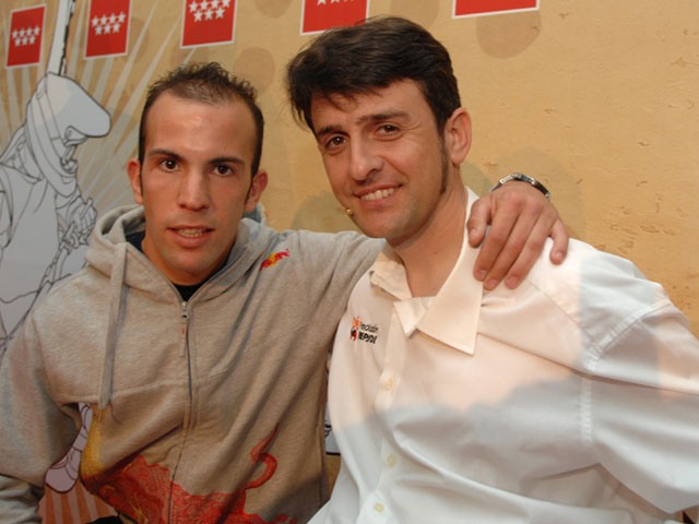 Imagen de Galeria de Supercross Solidario de Madrid, presentado por Isidre Esteve