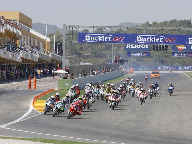 La última carrera del CEV 2009 en Valencia
