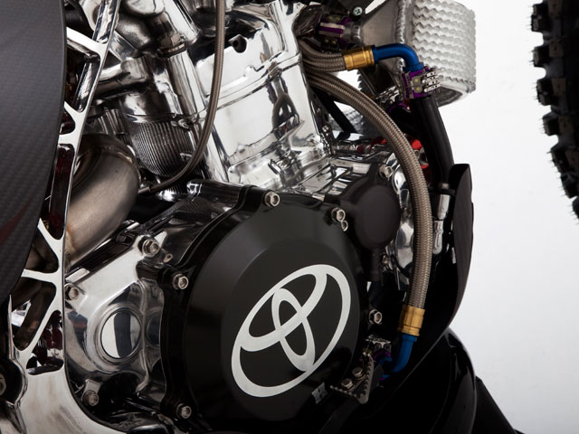 Imagen de Galeria de Toyota JGRMX de motocross